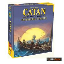5-6 Player Extension Catan Explorers & Pirates Board Game |Settlers Of Expansion
