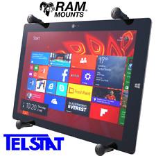 """RAM No Drill Seat Mount for iPad Pro & 12"""" Tablets RAM-HOL-UN11U"""