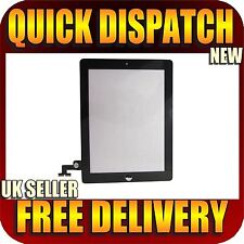 New Replacement Touch Screen Digitizer Glass for APPLE iPad 2 - 3g & Wifi BLACK