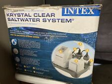 Intex Krystal Clear Saltwater System (54605EG)