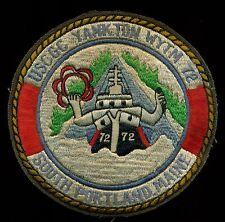 USCGC Yankton WYTM-72 South Portland Maine Coast Guard Patch S-13