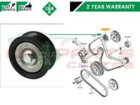 FOR FORD MK7 TRANSIT 2.2 2006-2014 FAN BELT TENSIONER GUIDE PULLEY INA GERMANY