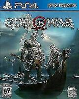 God of War PS4 - PlayStation 4 Brand New]- Instant Delivery