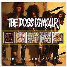 Dogs d'Amour,the - Original Album Series /0