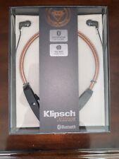 Klipsch R5 Bluetooth Neckband Brown Bluetooth In-Ear Headphones Earbuds Earphone
