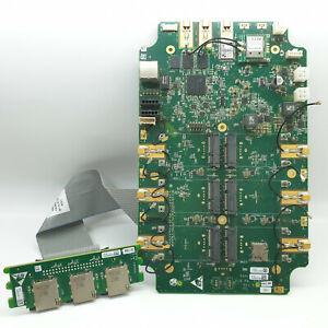 PCB Board EASM00048 PCB00066 6 Modules Slots & SIM PCB00059 EASM00046 Card