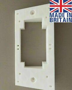 Ring Video Doorbell ANGLE MOUNT WHITE 20 Degrees Wedge Left Right Mount UK Stock