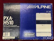 ALPINE PXA-H510 DIGITAL AUDIO PROCESSOR