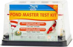 API Pond Care Master Freshwater Pond Test Kit EXP2023