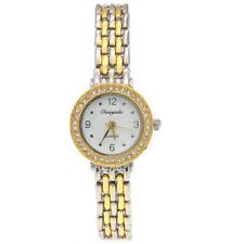 Fashion Women WatchesLuxury Dress Casual Rhinestones Wristwatch Bracelet Watch