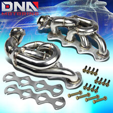 STAINLESS STEEL SHORTY HEADER FOR 05-10 MUSTANG 4.6 281 V8 8CYL EXHAUST/MANIFOLD