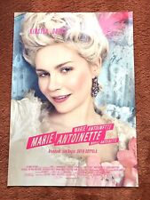 Marie Antoinette Kinoplakat Poster A1, Kirsten Dunst, Asia Argento, S. Coppola