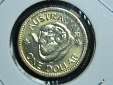 "2011 AUSTRALIAN $1 coin RAMS HEAD UNCIRCULATED "" Perth "" SCARCE"