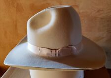 "☆Vintage☆ Rand's Custom ""Tom Horn"" Cowboy Hat ~Gently Used~8x Beaver Size 6 3/4"