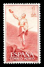 "Bullfighting Spain Stamp Poster #10 Canvas Art Poster 16""x 24"""