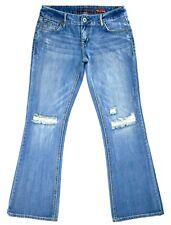 Chip & Pepper Wmns Dsngr Laguna Beach Flare Jeans sz 9 New