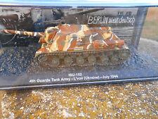 "DIE CAST TANK "" ISU-152 4th GUARDS TANK ARMY L'VOV UKRAINE - 1944 SCALA  1/72"