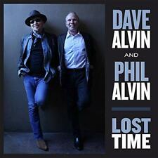 Dave Alvin And Phil Alvin - Lost Time (NEW CD)