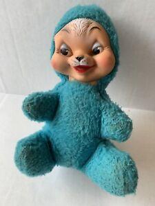 Vintage Rubber Face Animal. Bear?  Rushton?