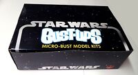 Star Wars Bust-Ups Display Box Series 1 (24 ct) 2004 Gentle Giant Luke Han Leia