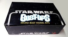 Star Wars Bust Ups Gentle Giant Series 1 Display Box (24 ct) 2004 Luke Han Leia