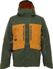 Burton Hellbrook Snowboard Jacket (M) Sherwood Camo