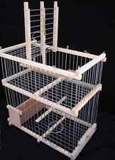 Bird Cage : : Cage with one Trap  // Trap Birds // Hunting Birds Cage