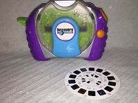 2008 Discovery Channel 3D Talking Sounds VIEW MASTER with One Reel
