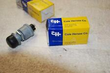 Cole Hersee 90030 Push Button Start Switch