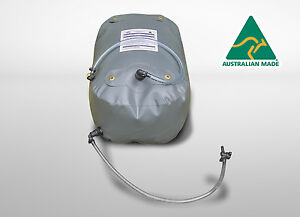 4WD Drinking Water Bladder (60Ltrs) for 4x4, SUV, Camping or Boating