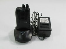 HYT 2 WAY RADIO TC-500V(2) WITH CHARGER HYT CH05N03 MCU AND ADAPTER