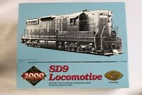 Proto 2000 Series SD9 HO scale Locomotive Rio Grande