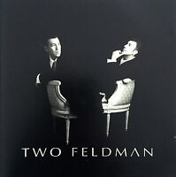 François Feldman 2xCD Two Feldman - France (EX+/EX+)