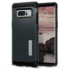 Spigen Galaxy Note 8 Case Slim Armor Metal Slate