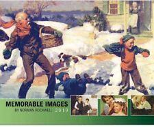 MEMORABLE IMAGES 2019 NORMAN ROCKWELL WALL CALENDAR
