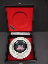 Kodak wide field Ektar 6.3 250mm lens Ilex No 5 10 Inch Lens with original box