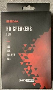 Sena SC-A0325 HD High Definition Speakers Add-On Plug n Play for 30K 20S 50S