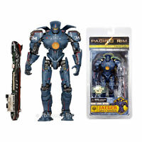 7' PACIFIC RIM JAEGER GIPSY DANGER HONG KONG BRAWL NECA ACTION FIGURE ROBOT TOY