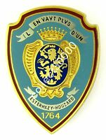 Insigne ~ (badge/insignia) ♦ MILITAIRE 3 EME REGIMENT DE HUSSARDS AB.ATLAS