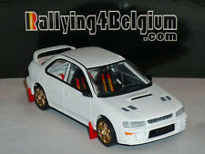 1/43 Trofeu Subaru Impreza 555 Rally White Body 1996