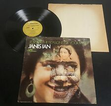 Janis Ian ~ For All The Seasons Of Your Mind ~ FTS-3024 ~ Vinyl Record