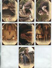 Vampire Diaries Season 3 Complete Original Vampires Chase Card Set RF1-RF7