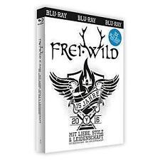 15 Jahre Mit Liebe,Stolz Und Leidenschaft von Frei.Wild (2016)
