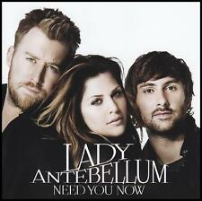 LADY ANTEBELLUM - NEED YOU NOW CD ~ COUNTRY ~ HILLARY SCOTT~DAVE HAYWOOD *NEW*