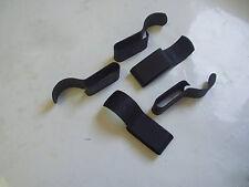 5 Wire Spring Steel Clip Trailer RV lights 3/8 inch