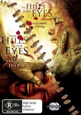The Hills Have Eyes / Hills Have Eyes (DVD, 2008, 2-Disc Set)