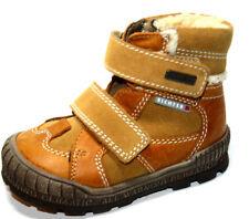 Chaussures beiges en cuir pour bébé garçons