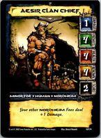 Conan Core CCG TCG Card #174 Aesir Clan Chief