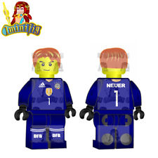 LEGO Custom Football Soccer FIFA World Cup Neuer in National Jersey