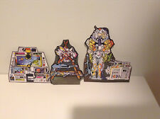 MOTU CASTLE GRAYSKULL replacement CUT OUTS - Masters of the Universe / He-Man